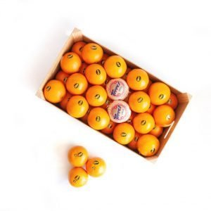 Oranges du groupe Navel