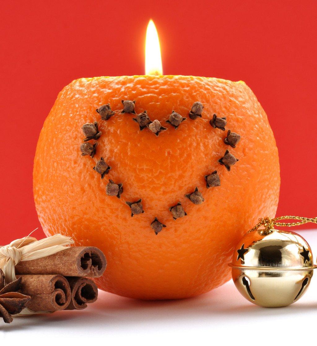 piel naranja