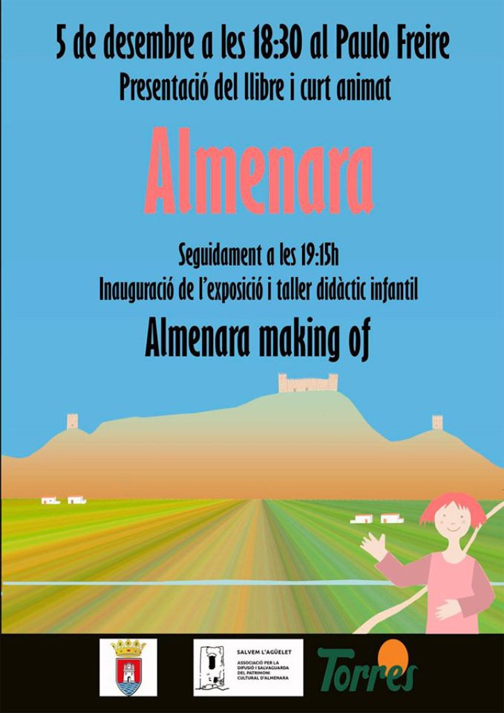 libro Almenara