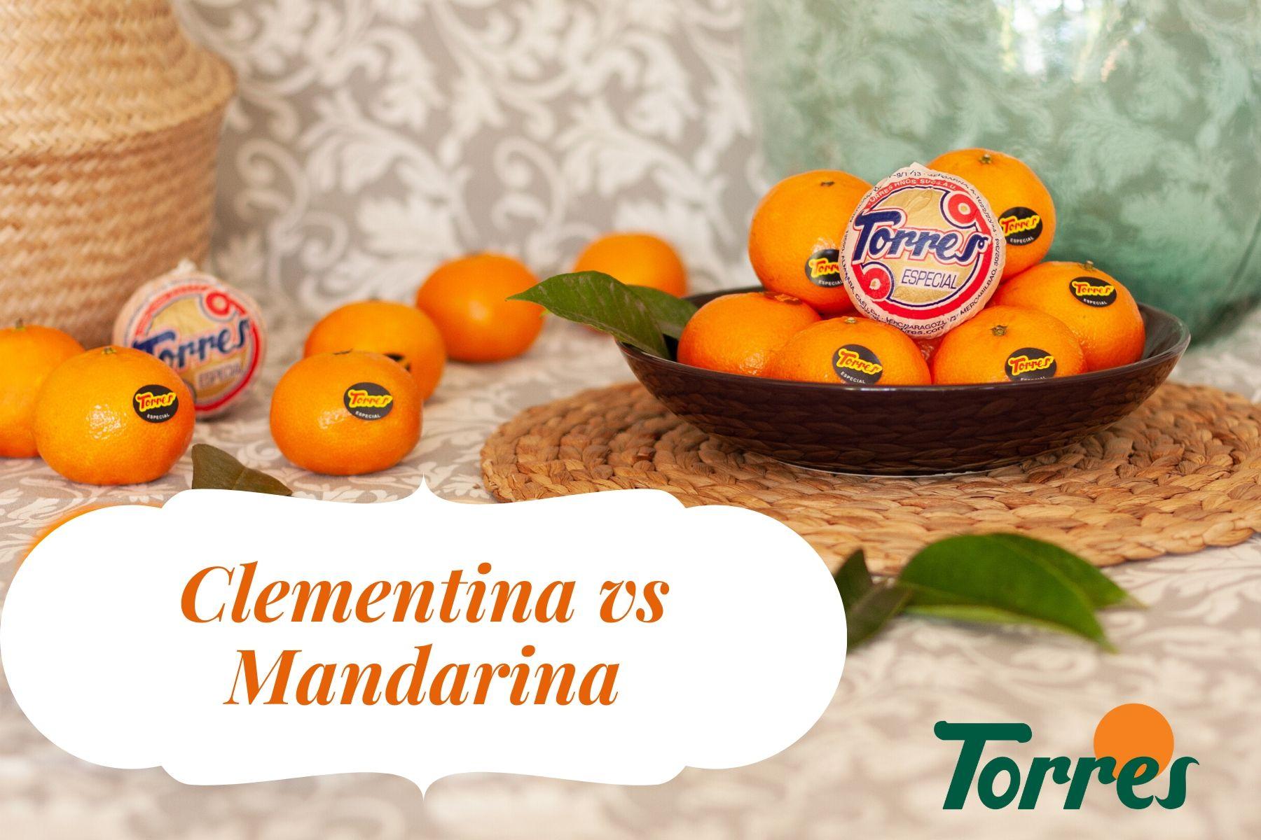 clementina vs mandarina