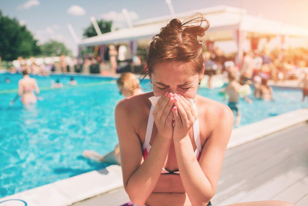 resfriados en verano